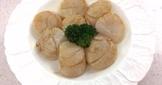 嫩煎日本生食級干貝