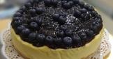 藍莓芝士餅