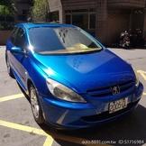 自售 一手車 PEUGEOT 307 2000cc