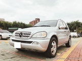 自售 2002年 賓士 ML320 車況美到你無法嫌 超低里程 佛心價出售