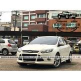 【FB搜尋新桃園阿承】福特 超人氣FOCUS柴油 2014年 2.0 白色 二手車 中古車