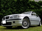 M-Sport紀念版〞E46型 BMW 330【直列六缸+M3賽車座椅】330i