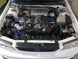 Subaru Impreza GF8 手排 2.0 Turbo