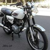 野狼傳奇R 150 寬胎 2011.10