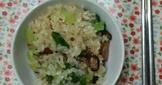 上海菜飯(電鍋版)