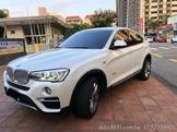 BMW X4 XDrive 35i 100%原車烤漆 車主自售