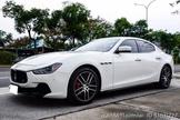 2014年 Maserati GHIBLI SQ4 白色