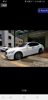 [自售] 2011/11月出廠 INFINITI M37 白色 稀少釋出 有自動跟車
