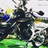 本田 HONDA CB650F ABS 黑白
