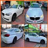 渦輪增壓 2012 寶馬 BMW F10 520D 白 2.0 柴油