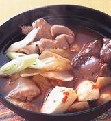 酸菜鴨血鍋