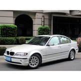 您未完成的夢03年BMW 318I E46 經典之作 全車原鈑件 有如凍齡般的外觀與內裝 是時候要完成自己年輕時的夢了吧