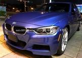 正2013 BMW F30 328I M-Sport M3藍黑內裝 極品滿配