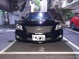 個人自售2008年黑色TOYOTA CAMRY2.4L[車美況佳便宜的代步車]