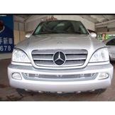 Benz 2003 ML350 豪華駕馭 尊榮舒適