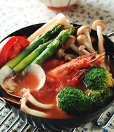 蕃茄海鮮鍋(2)