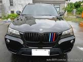 自售2013年式BMW X3 28I 實跑69000