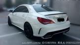 A1聖 Mercedes-Benz/賓士 CLA250 小白鯊