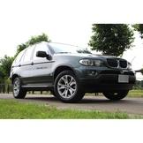 2006 BMW X5 重砲級休旅車 強悍有力、俐落有型 頂級配備 四輪傳動 全額貸 低月付