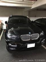 2012 BMW X6  XDrive35i 3.0L 自售車
