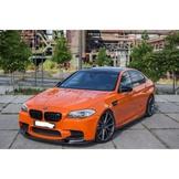 BMW 正 M5 前下巴 前中巴 碳纖維 卡夢 3D款