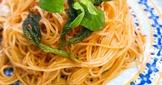 西西里鯷魚蕃茄義大利麵