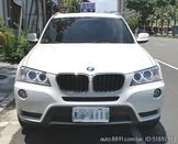 車主自售2014年式BMW X3  2.0 柴油4WD車型(老婆載小孩的保姆車)