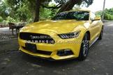 1524景強自動車 正17年福特野馬美式肌肉車 未領牌 可辦新車利率SPOON黃