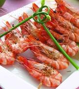 火燒檸檬鮮蝦