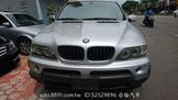 2004年9月出廠BMW X5 廂式 HID頭燈 銀色