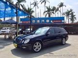 京湛汽車 BENZ S211 E350 Wagon 日規 五門旅行車 W211
