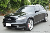 自售正2004年 INFINITI FX35 3.5 休旅車 黑色