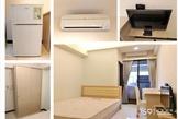全新電梯套房-飯店式管理-獨立陽台洗衣機