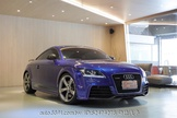 2010 Audi TTRS 蝴蝶椅 市場稀有 手排 美好關係 勁德汽車