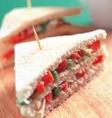 馬鈴薯三明治