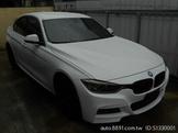 2014年BMW316渦輪引擎..M3大包.超省油18吋鋁圈.新車保固內