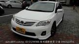 2010年Toyota 豐田 Altis 1.8 白