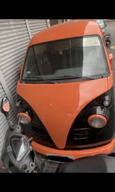 胖卡 福特 好幫手 可驗車 無側掀 內裝乾淨 可自行設計內裝