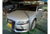 Audi/奧迪 A4 66.8萬 銀色 2010