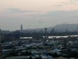 遠眺澄清湖及85大樓美景樓中樓