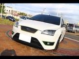 【全額貸】二手車 中古車 2006年 FOCUS 5D 白色手排