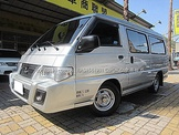 MITSUBISHI 得利卡 車價辦到好 全額貸 超額貸 載貨載重超方便