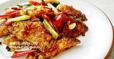 蠔香椒麻魚片