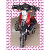 綠馳電動車E-Bike- AEM3 (紅)-電動自行車/電動輔助自行車/電動機車/電動車