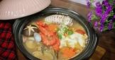番茄起司海鮮鍋