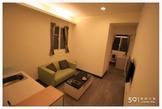 近捷運新莊站,附裝潢家具家電精緻二房一廳