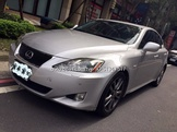 2007年 Lexus IS250 Sport  漂亮車 一手原版件原漆