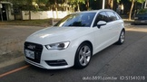 車主自售 正15年出廠Audi A3 Sportback35TFSICOD