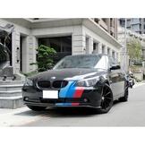 2003年 BMW E60 520 I 全額貸 黑內裝 內外如新