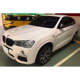 BMW X4 白 2016 中古車/二手車 群翔汽車 請電洽
